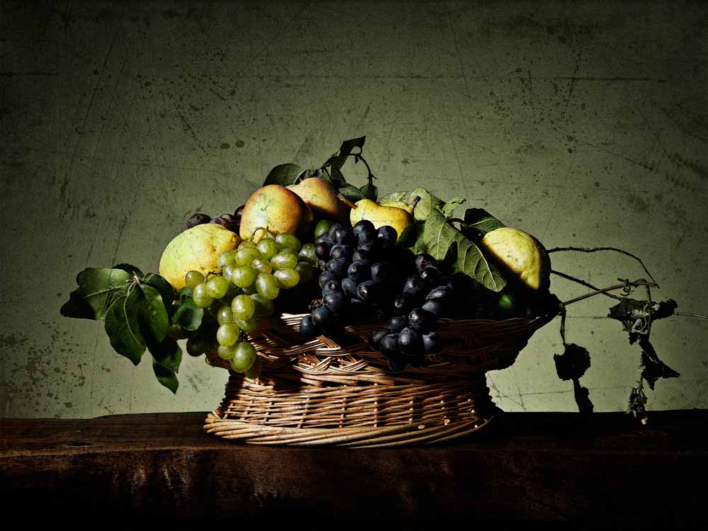 tiziano mario castelli, portfolio, photography, Roma, still life, caravaggio, post production